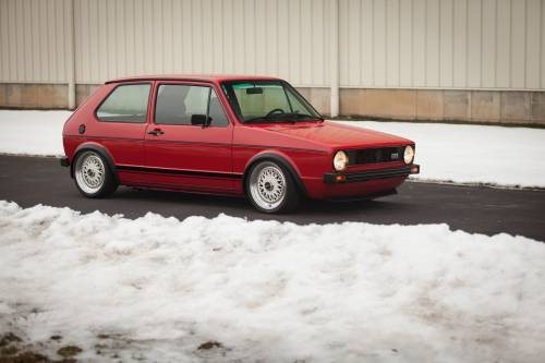 VOLKSWAGEN - Golf 1974-1984