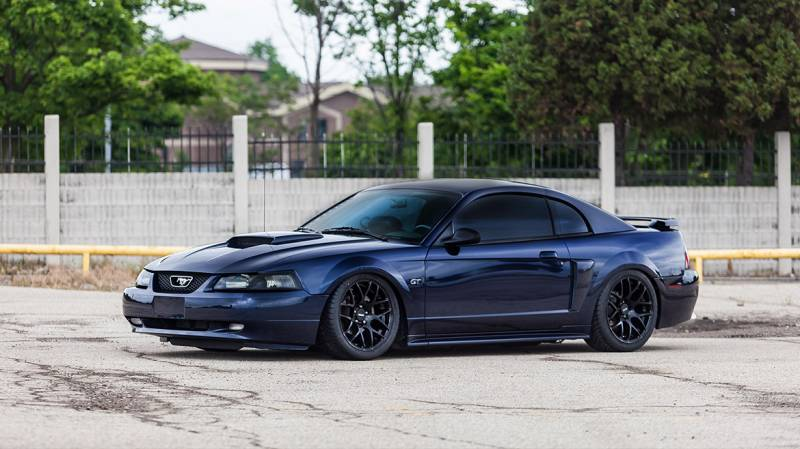 Airlift Mustang Sn95 94 04 Performance Air Suspension