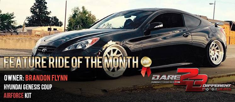 Ride of the Month
