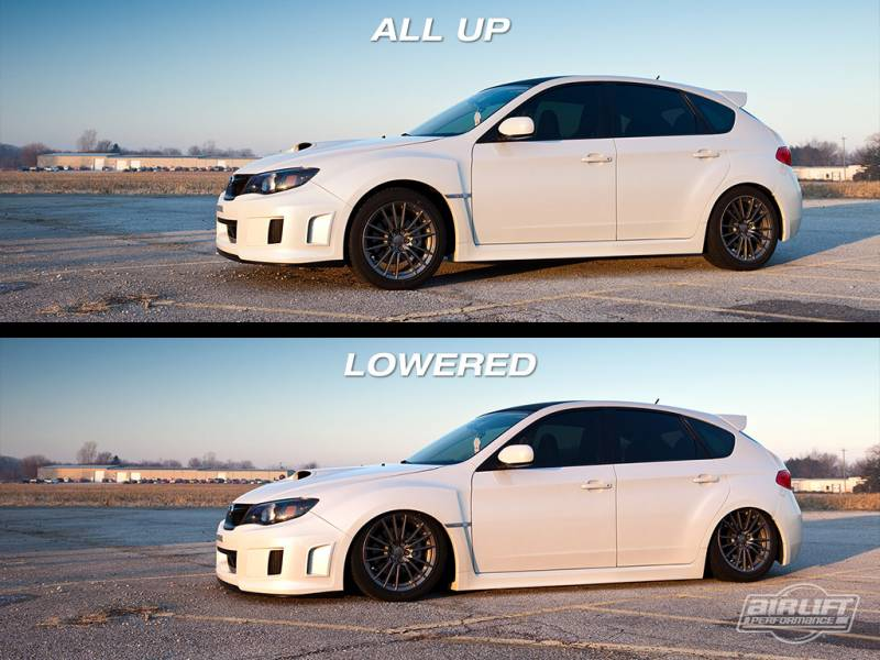 Airlift Subaru Impreza/WRX 08-14 ( includes wagon