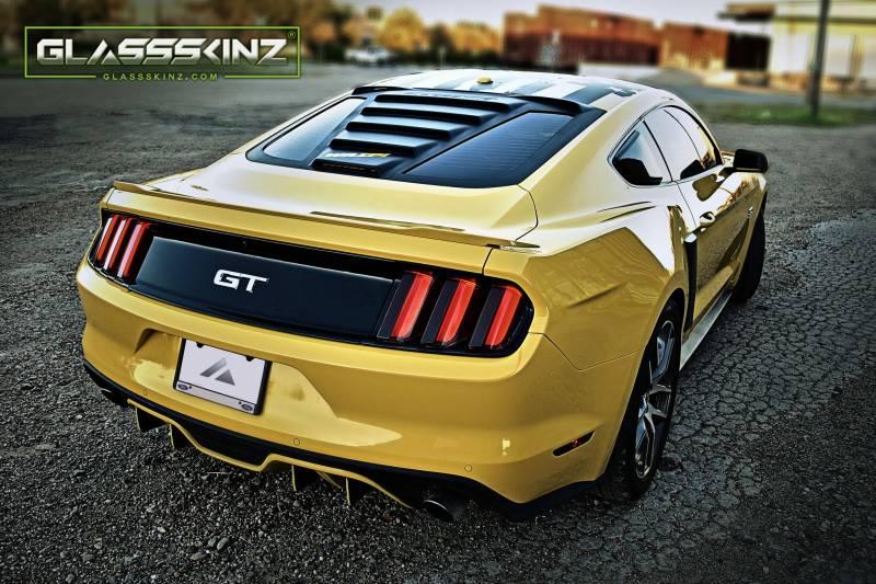 Glassskinz Tekno 1 Mustang S550 15 18