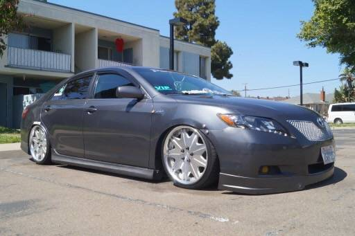 Airforce Suspension Toyota W Air Lift Controls Avalon