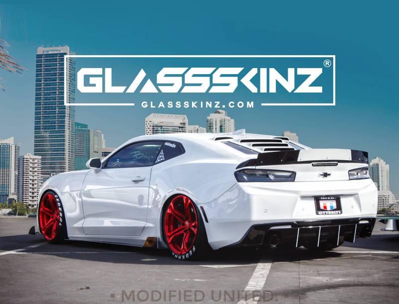 Glassskinz Tekno 1 Camaro 6th Gen 16 19