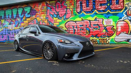 LEXUS  - IS 300 AWD 2016-2018