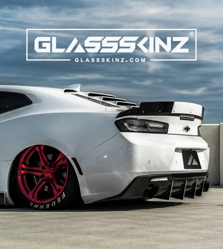Glassskinz Tekno 1 Camaro 6th Gen 16 18