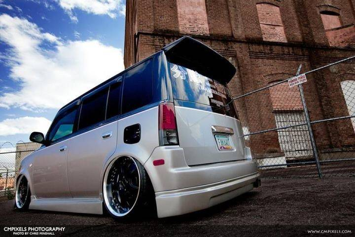 Scion Xb Hatch Trunk Handle Replacement 04 06