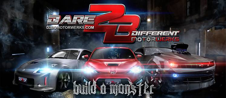 Dare 2B Different Motorwerks