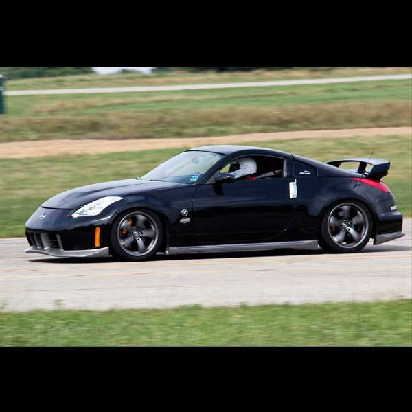 Airlift Nissan 350z 03 08 Performance Air Ride System
