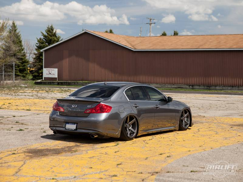 Airlift Infiniti G37 Coupe Sedan 08 14 Performance Air