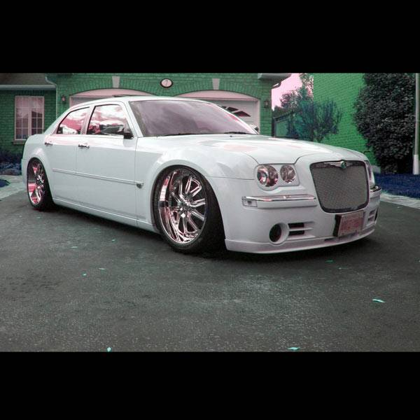 2011 Chrysler Dodge 300 300c Parts Manual: Airlift Chrysler 300/300C 05-17 Performance Air Ride