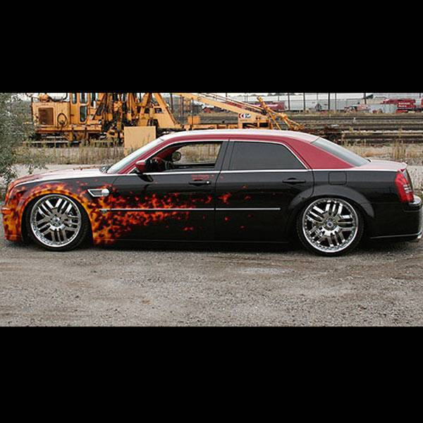 Airlift Chrysler 300/300C 05-18 Performance Air Ride