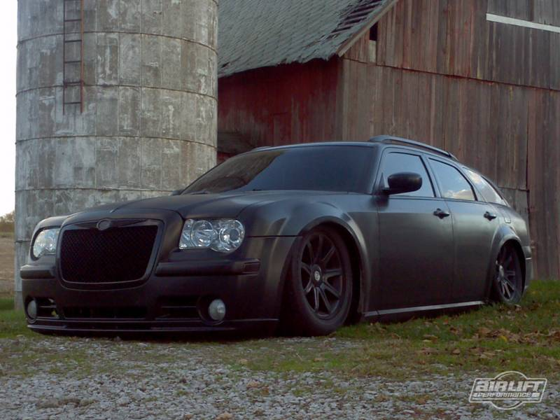 Airlift 95727 Dodge Magnum 05 08 Performance Air Ride
