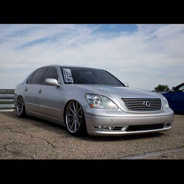Pre Owned Silver 2006 Lexus LS 430 4dr Sdn Walk Around Review ...