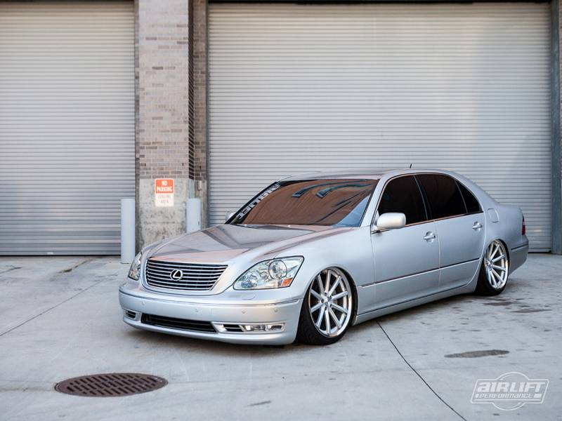 airlift lexus ls430 01 06 performance air ride system ap manual rh d2bdmotorwerks com 2005 Lexus RX 330 2005 Lexus ES 330