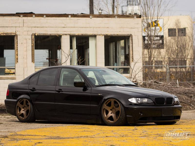 Airlift Bmw E46 3 Series And M3 99 06 Performance Air Ride