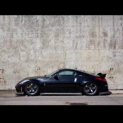 AIRLIFT PERFORMANCE  - Airlift Nissan 350Z 03-08 Performance  Air Ride System 75520 /75620 AP Manual/3S/3P/3H
