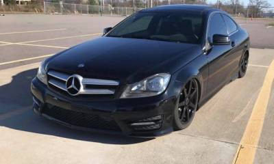 AirForce - Airforce Suspension MERCEDES W/Air Lift Controls : C Class, E Class, CLK, CLS