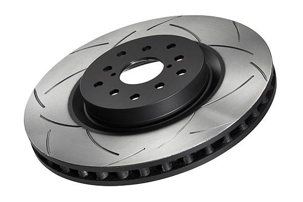 DBA Front Slotted Street Series Rotor  : DBA650S  WWW.D2BDMOTORWERKS.COM