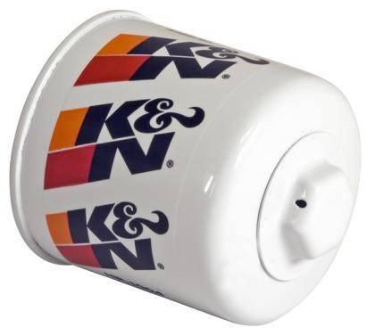 K&N Universal Performance Gold Oil Filter :HP-1004 WWW.D2BDMOTORWERKS.COM