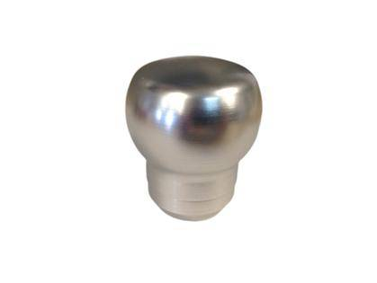 Torque Solution Fat Head Shift Knob (Silver) : TS-SUSK-003S WWW.D2BDMOTORWERKS.COM