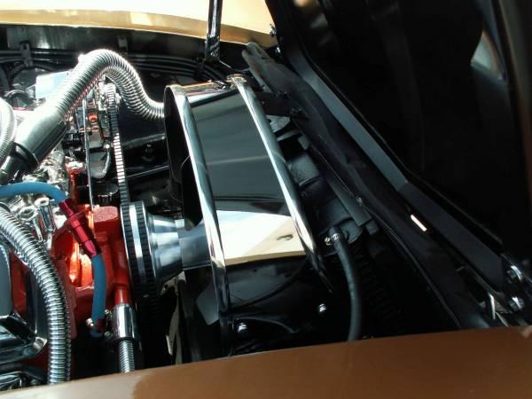American Car Craft - ACC Engine Fan Shroud - 013001