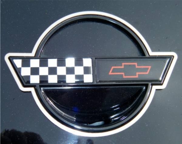 American Car Craft - ACC Emblem Trim - 022006