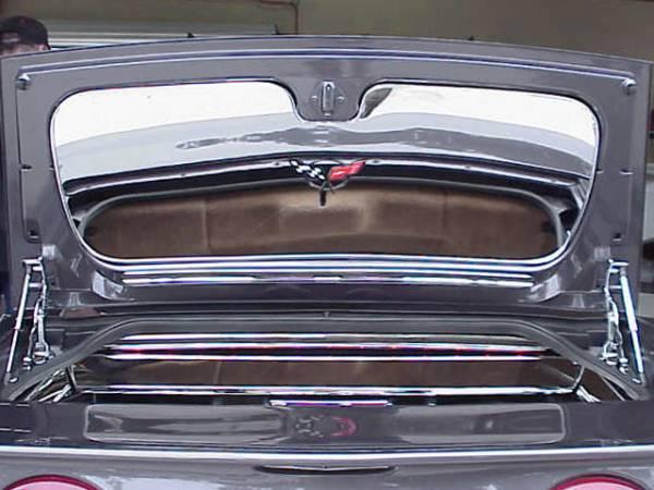American Car Craft - ACC Trunk Trim Panel - 031023