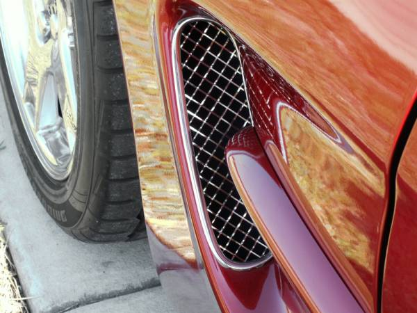 American Car Craft - ACC Fender Vent - 032021