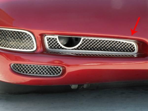 American Car Craft - ACC Fog Light Grille - 032024