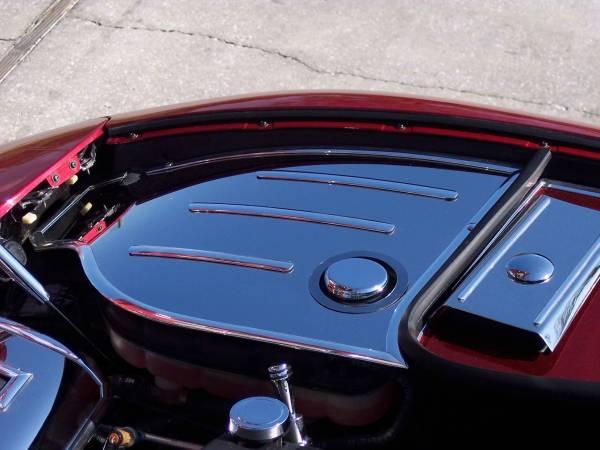 American Car Craft - ACC Fender Covering - 033019