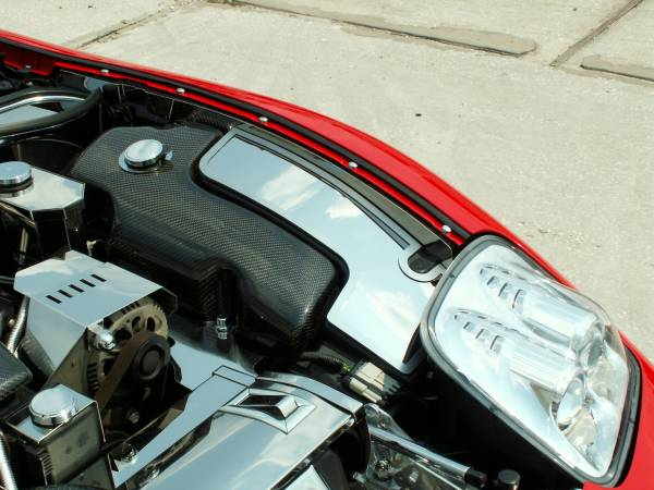 American Car Craft - ACC Fender Decal - 033025