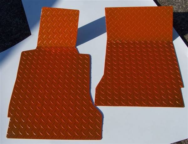 American Car Craft - ACC Floor Mat - 041003