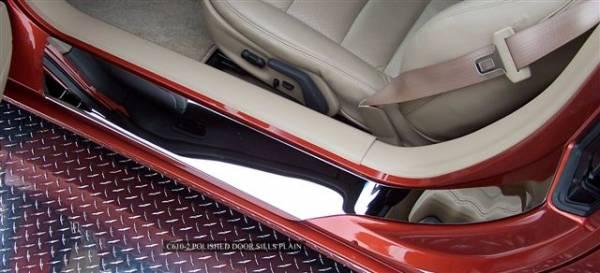 American Car Craft - ACC Door Sill Plate - 041010