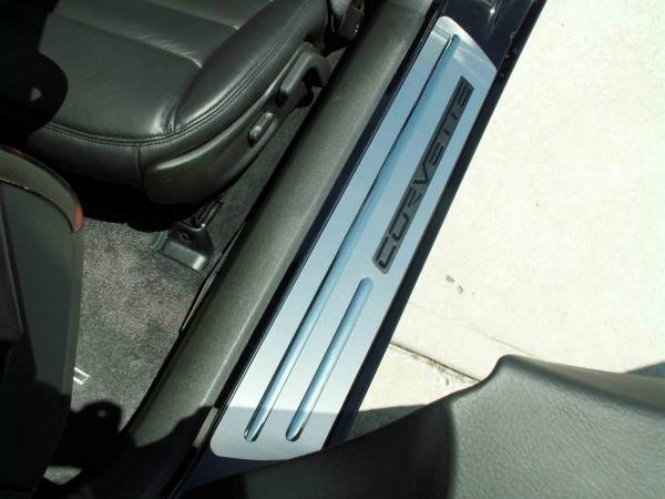 American Car Craft - ACC Door Sill Plate - 041018