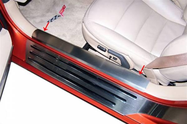 American Car Craft - ACC Door Sill Plate - 041026