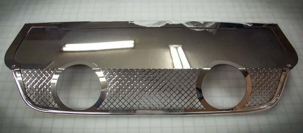 American Car Craft - ACC Exhaust Filler Plate - 042012