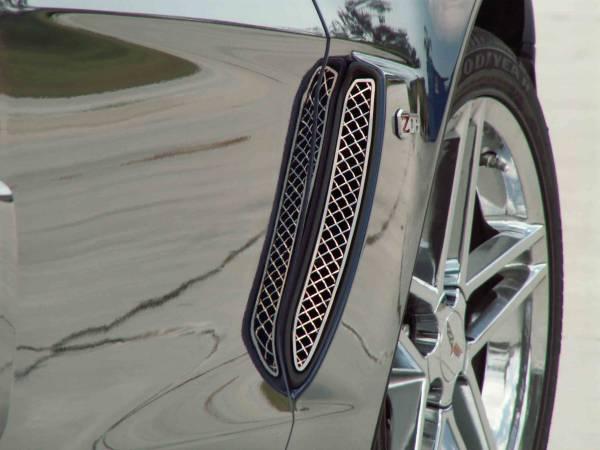 American Car Craft - ACC Grille - 042055