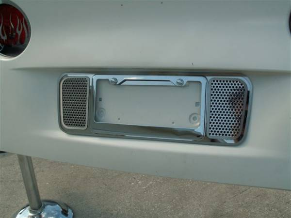 American Car Craft - ACC License Frame - 042078