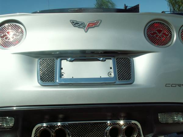 American Car Craft - ACC License Frame - 042079