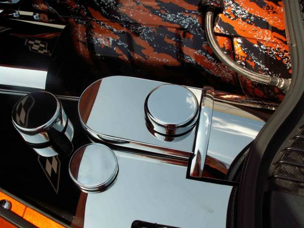 American Car Craft - ACC Engine Dress Up Kit - 043011