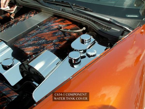 American Car Craft - ACC Engine Dress Up Kit - 043014