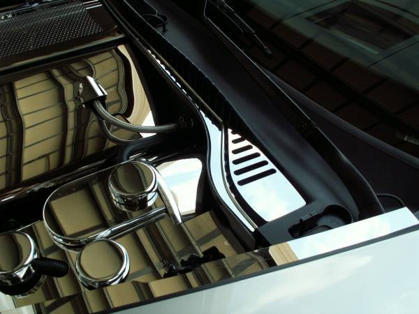 American Car Craft - ACC Cowl Cover - 043015