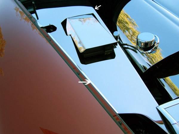 American Car Craft - ACC Fender Covering - 043017
