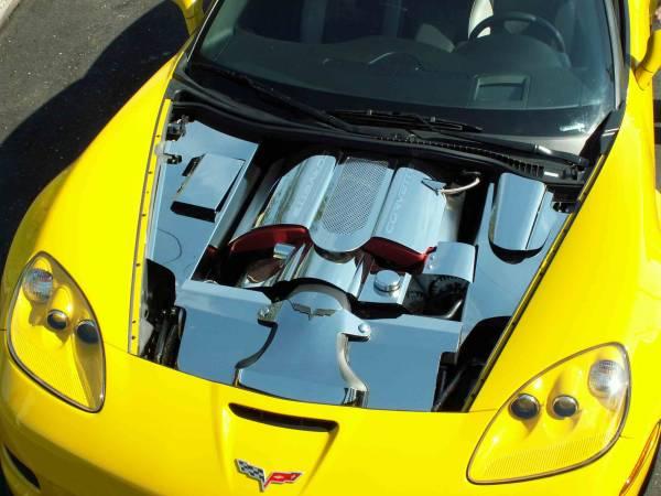 American Car Craft - ACC Fender Covering - 043018