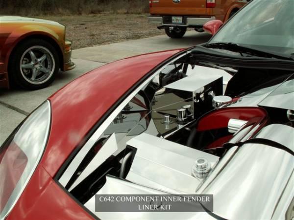 American Car Craft - ACC Fender Liner - 043021