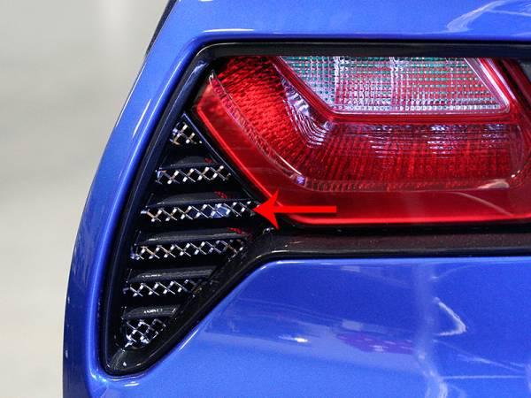 American Car Craft - ACC Tailgate Light - 052005