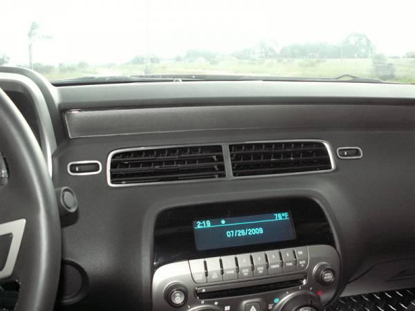 American Car Craft - ACC DBoard Air Vent Trim - 101005