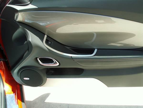American Car Craft - ACC Int.DoorHndle Bezel - 101012