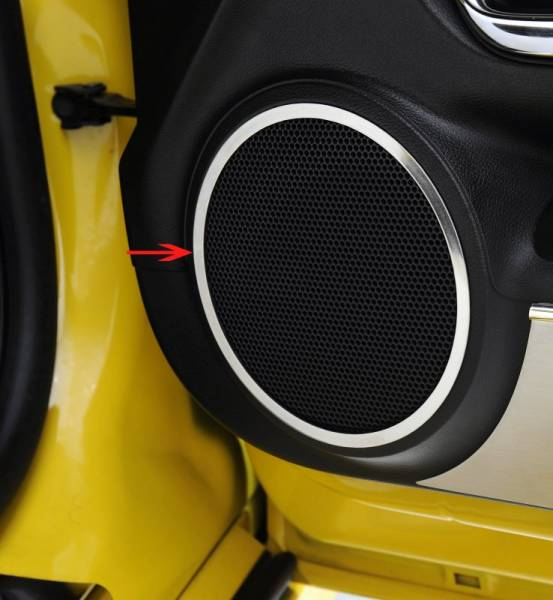 American Car Craft - ACC Speaker Bezel - 101015