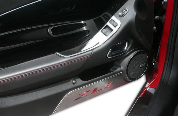 American Car Craft - ACC Int.DoorHndle Bezel - 101021